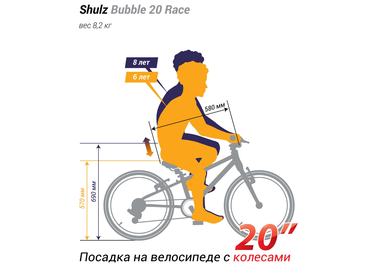Shulz Bubble 20 Race
